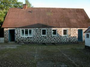 leeg huis in Nordam