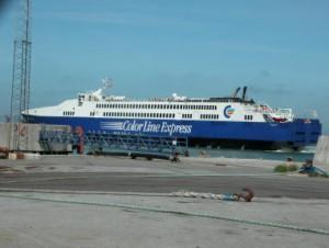 Boot van Horthals-Kristiansand