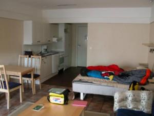 Hotelkamer bij Kees Verkerk