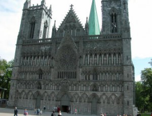 Dom toren Trondheim