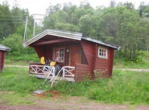 Hut camping Altafjord