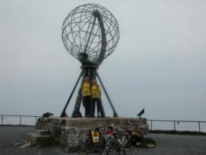 Monument Noordkaap