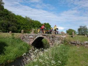 oude brug bij pols bro