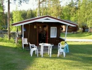 Hut op camping Loyne