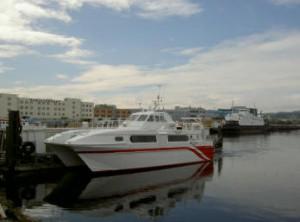 Boot naar Vanvikan