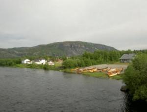 boten bij camping