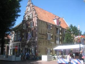 prachtig huis in Harlingen
