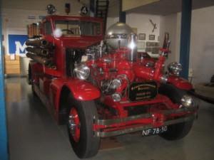 brandweermuseum in Borculo